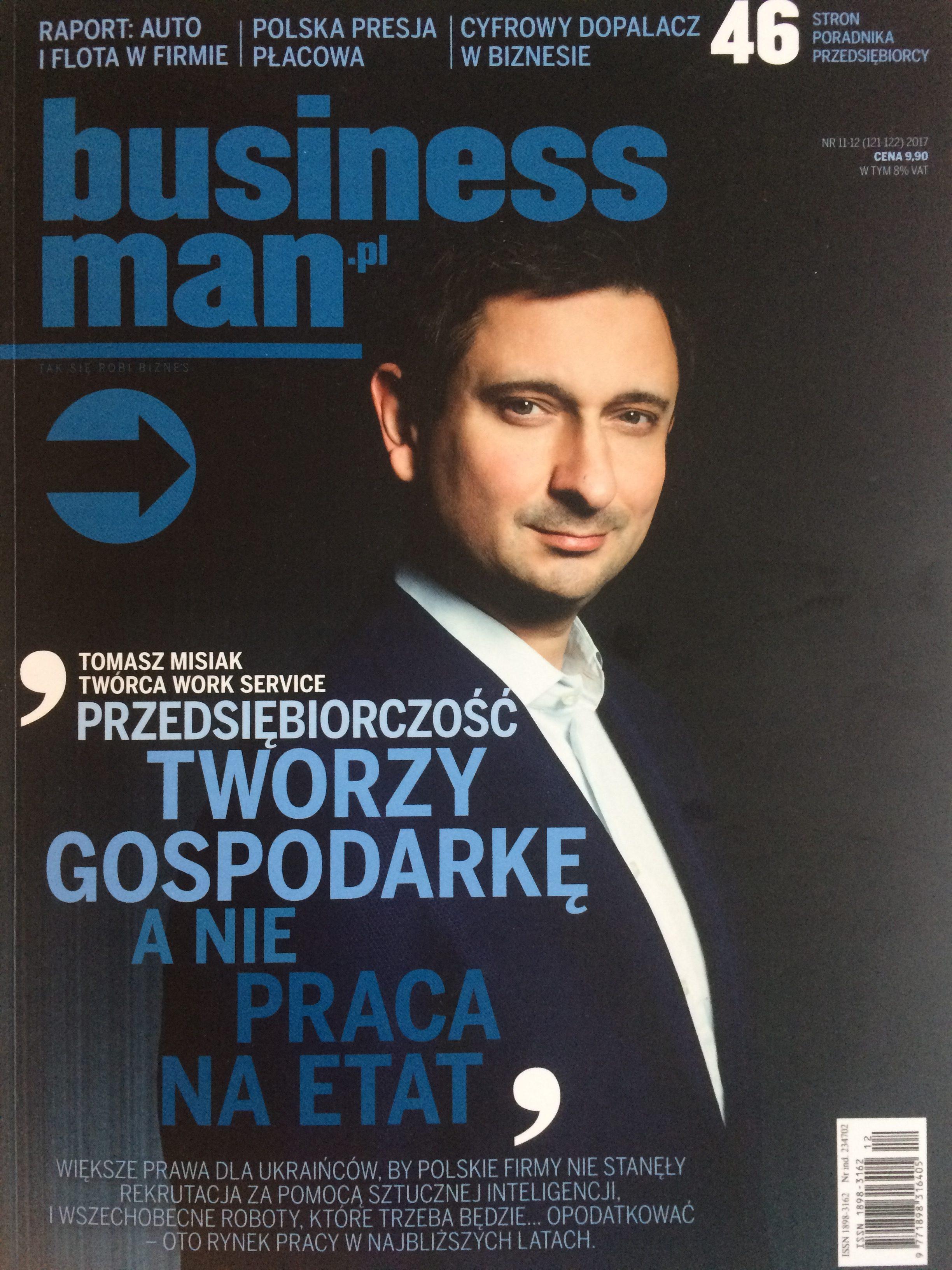 Magazyn Businessman.pl