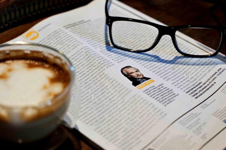 Agresywna sukcesja – najnowszy felieton Roberta Kroola dla magazynu Businessman.pl