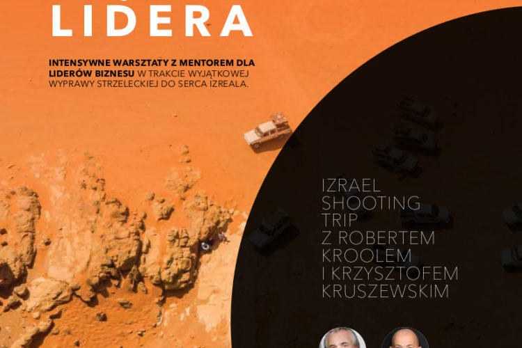 WĘDRÓWKA LIDERA – IZRAEL SHOOTING TRIP Z ROBERTEM KROOLEM I KRZYSZTOFEM KRUSZEWSKIM