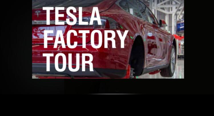Tesla Factory Tour i warsztaty Roberta Kroola